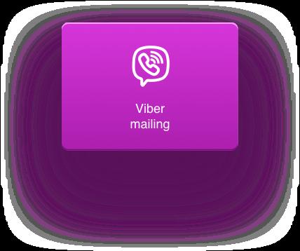 viber mailing